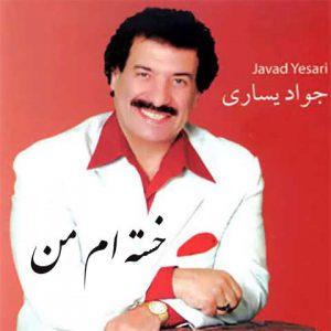دانلود آهنگ خسته ام من مثل مرغ بالو پر شکسته ام من جواد یساری